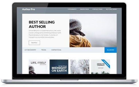 StudioPress Author Theme Pro Review