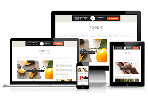 The Best WordPress Themes for Food Blogs – Foodie