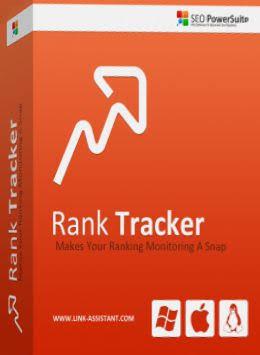 Rank Tracker SEO Powersuite kit