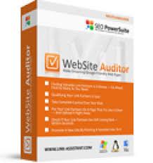 Website Auditor SEO Powersuite kit