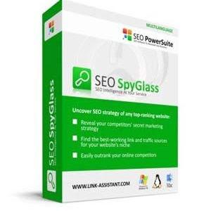 SEO Spyglass SEO Powersuite kit