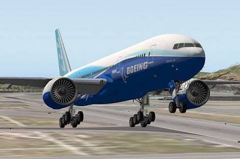 image of boeing 777