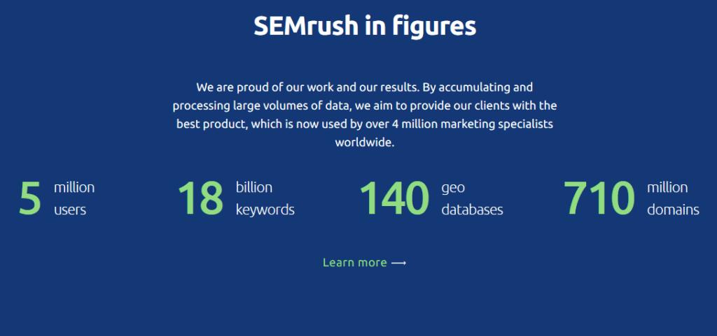 semrush affiliate homepage