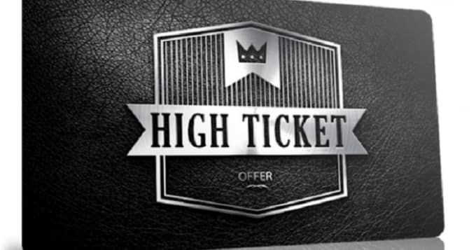 high ticket offer image