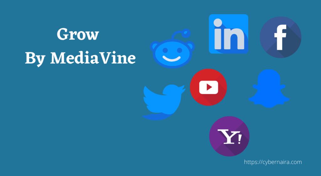 grow by mediavine social media icon