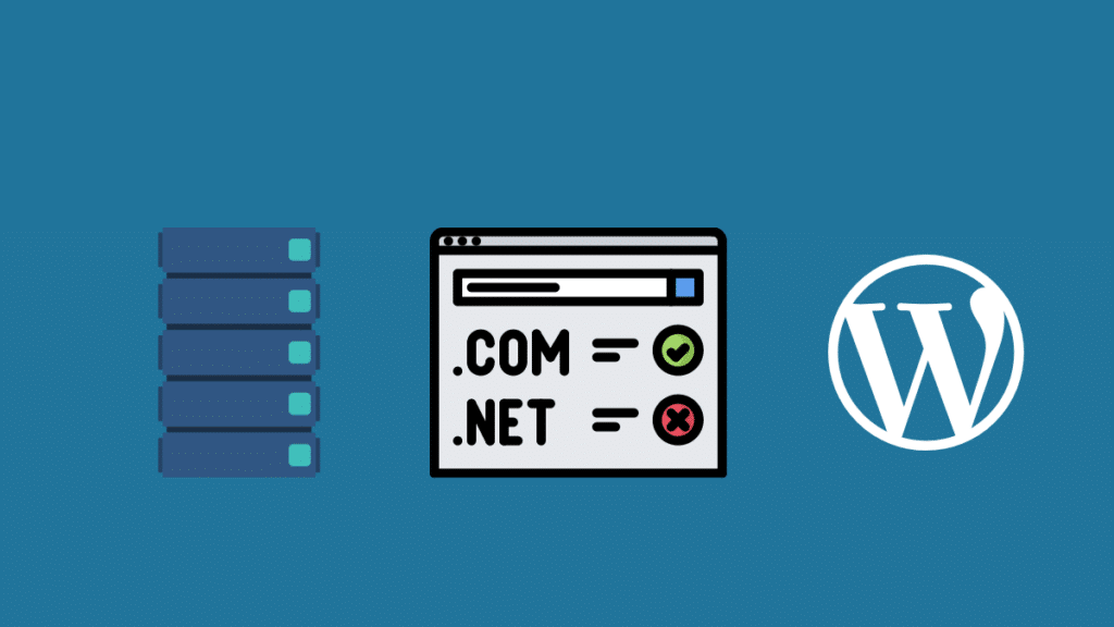 illustration of managed wordpress hosting
