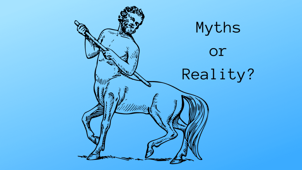 Blogging myths featured image